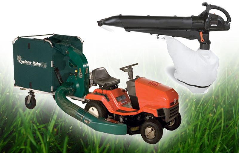 Where To Find A Good Leaf Vacuum Mulcher That S Perfect