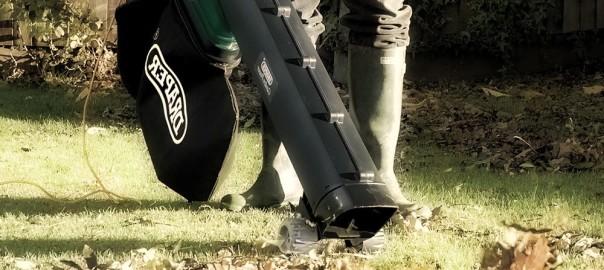 Leaf Vacuum Mulcher