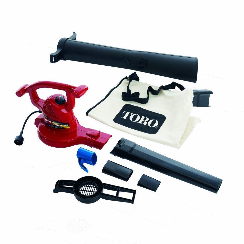 toro leaf vacuum mulcher