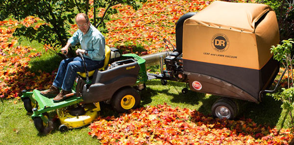 The Best Large Leaf Vacuum Mulchers That You Can Buy On